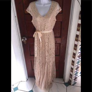 Candalite Long Dress
